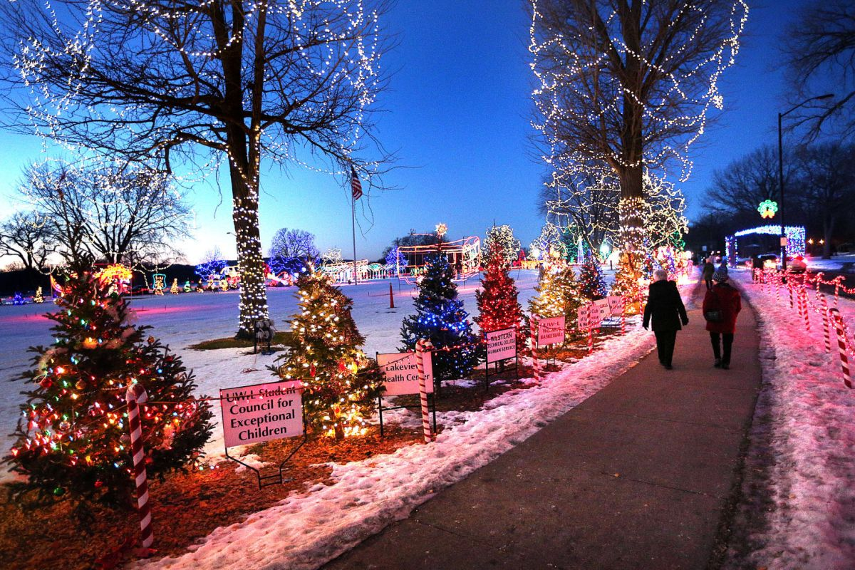Rotary Lights La Crosse