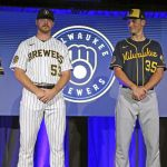 Milwaukee Brewers New Logo Uniform Designs Revealed Lacrossetribune Com