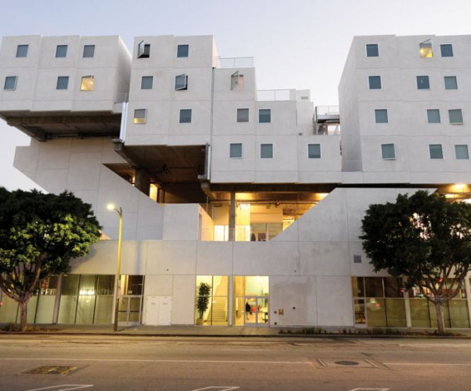 With Star Apartments Skid Row Gets A Stunning Housing Complex News Ladowntownnews