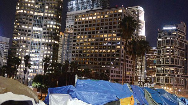 Homelessness Surges 11% in City