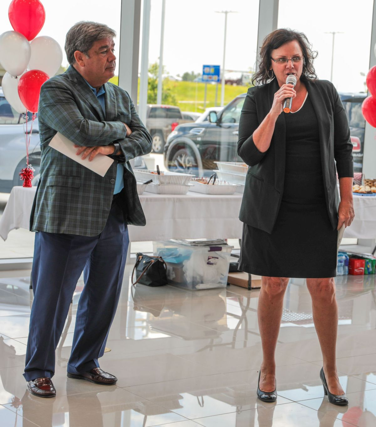 All Star Nissan Holds Grand Opening In Denham Springs