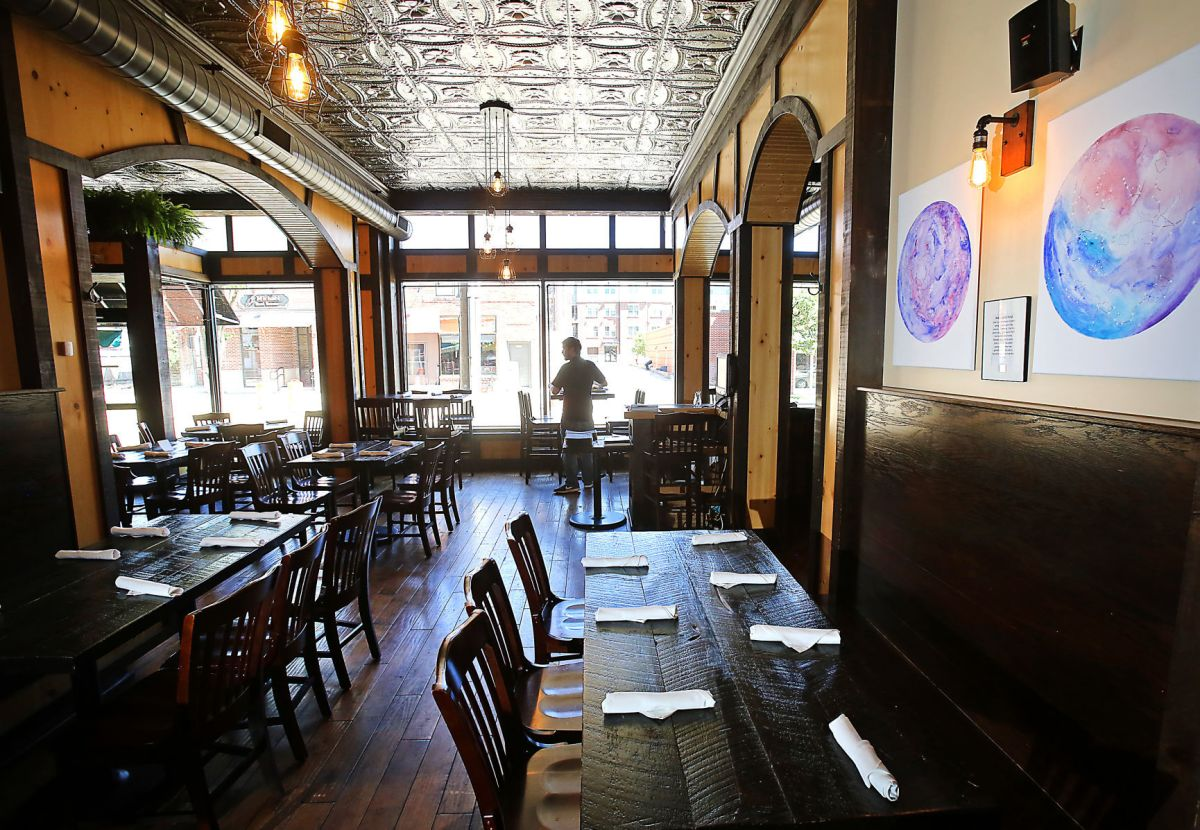 Downtown Restaurants Madison Wi