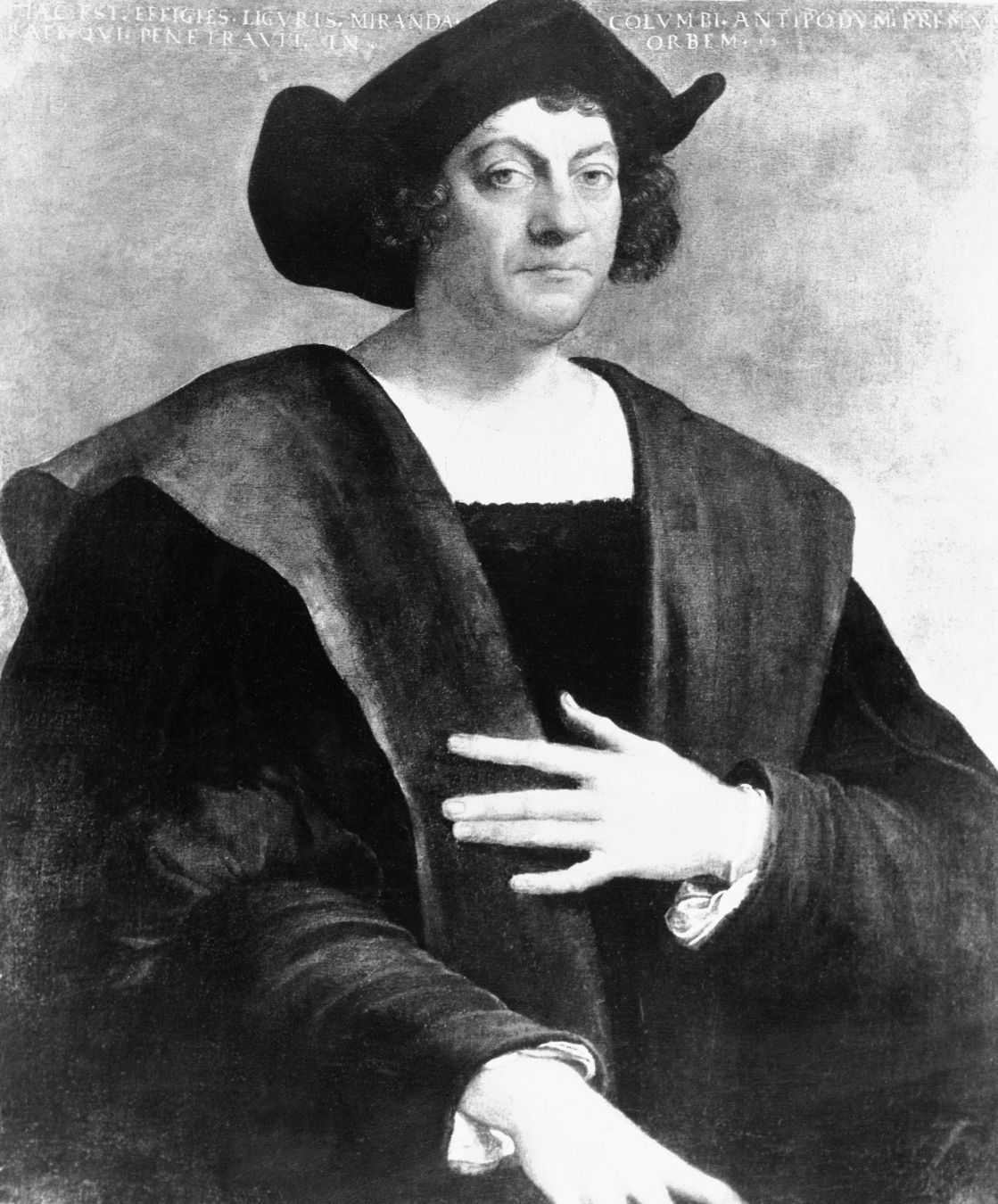 Today In History Aug 3 Christopher Columbus