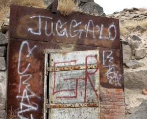 juggalo gang tags