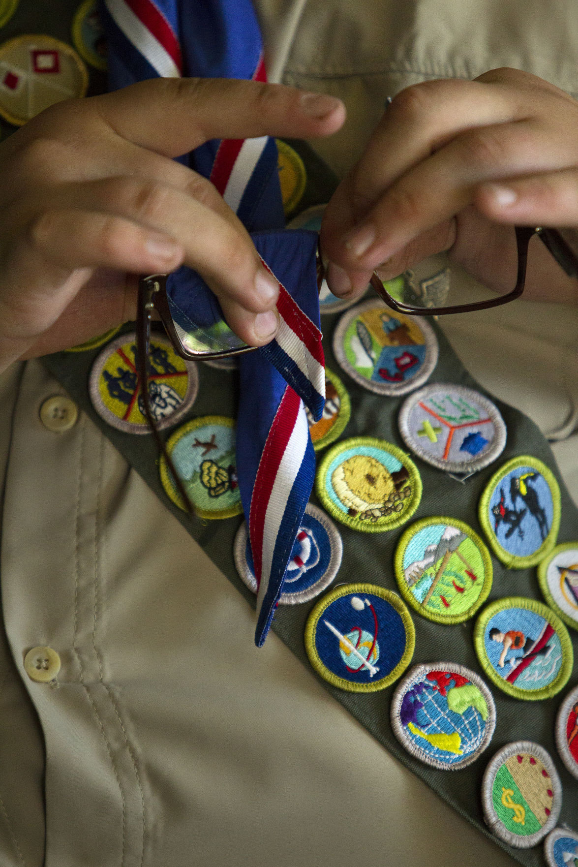 Scout S Honor Twin Falls Eagle Scout Earns All 140 Merit