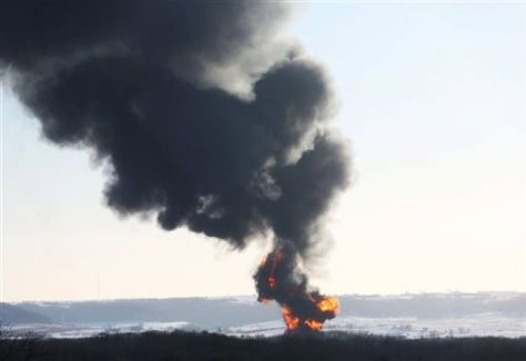 Illinois oil train derailment involved safer tank cars