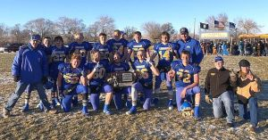 'Words can't describe it': Wibaux steamrolls Jordan for first 6-Man title