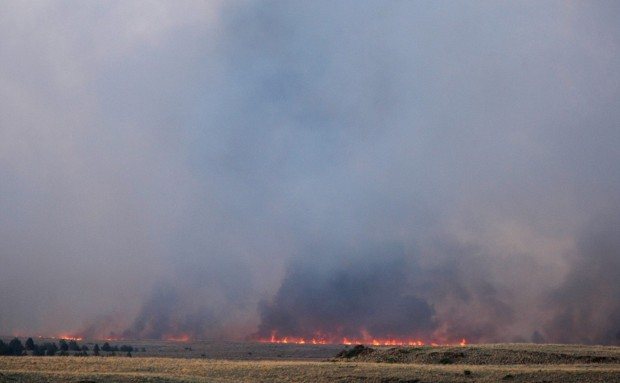 The Skibstad Fire