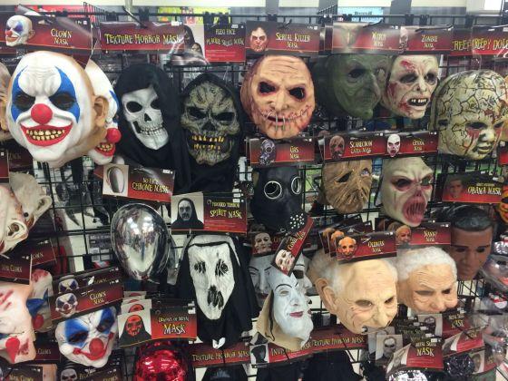 Halloween store haunts former fabric shop   Local News    napavalleyregister.com