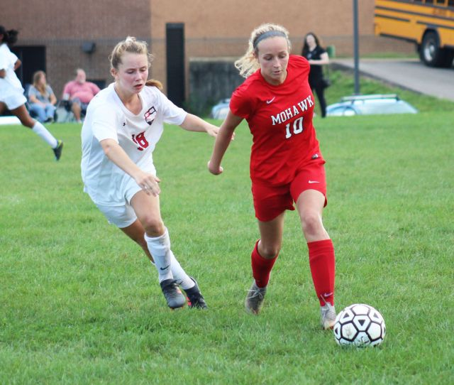 Fall Sports Roundup Mohawk Girls Boys Soccer Teams Victorious
