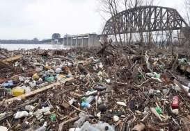 Image result for pics of flood debris