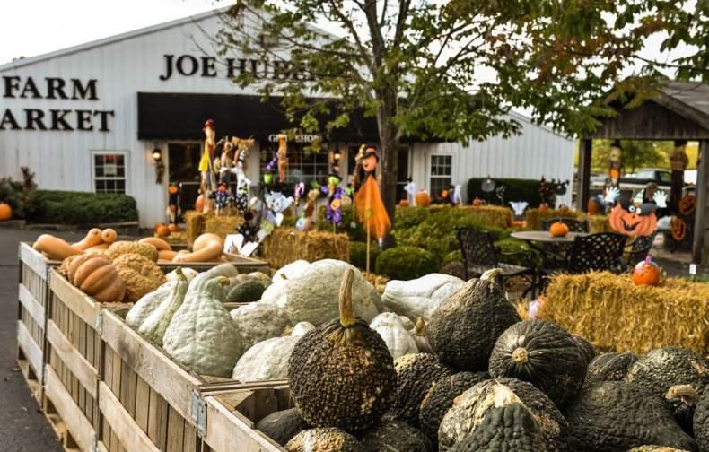 Joe Huber's Family Farm Restaurant - day trip from louisville Best day trips from Louisville, scenic kentucky drives, fun destinations from Louisville kentucky