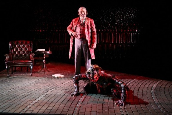 OFFBEAT   Screwtape Letters  back in Chicagoland for two      The Screwtape Letters  sizzles on national tour and Chicagoland stop
