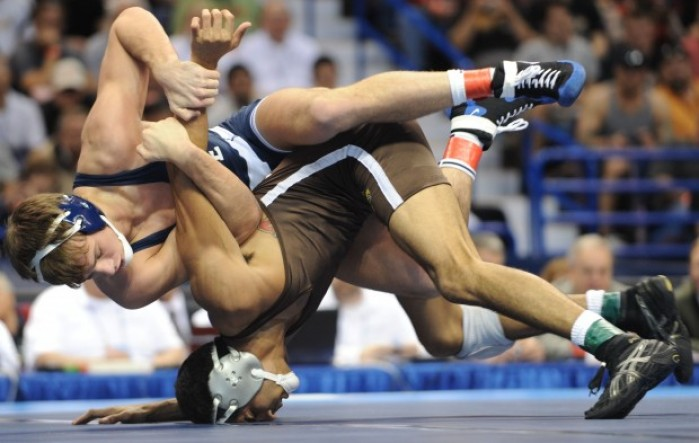Penn State National Champion Wrestler To Conduct Camp At