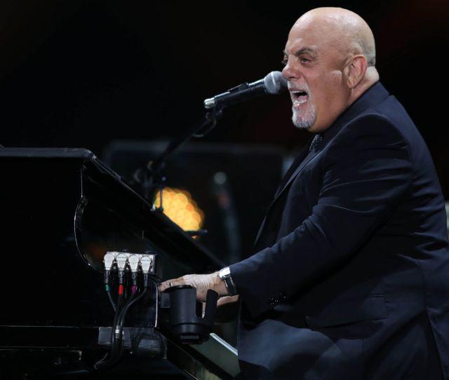 Billy Joel Wrigley