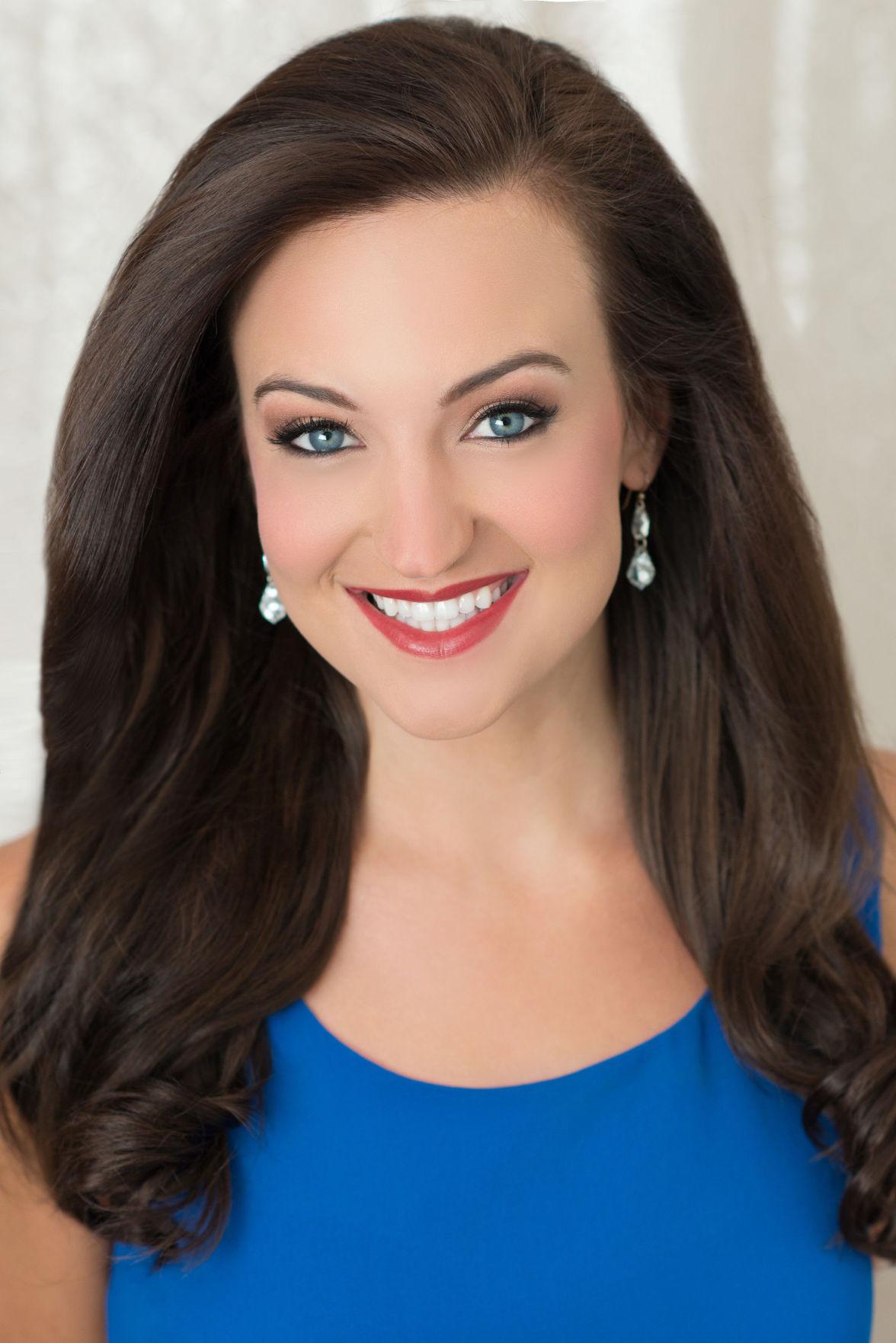 Miss Massachusetts 2017 Jillian Zucco
