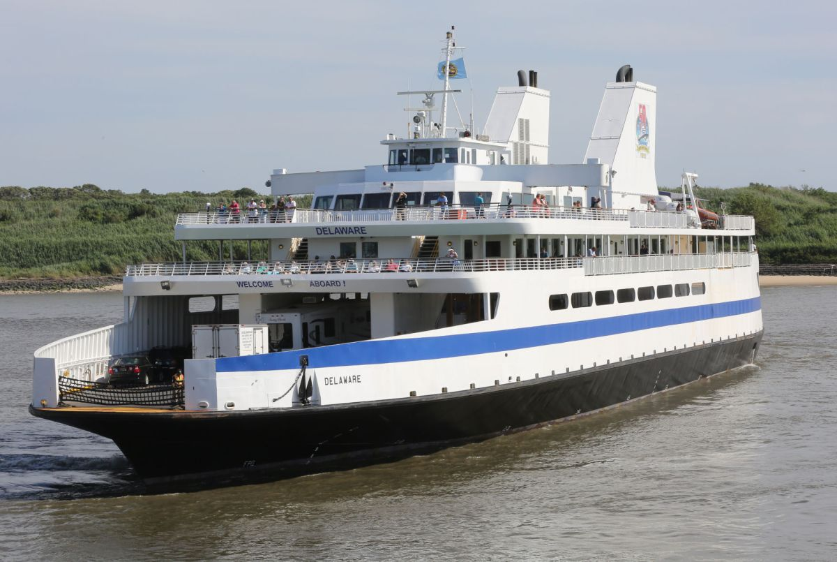 the cape may lewes ferry expects to its normal summer schedule