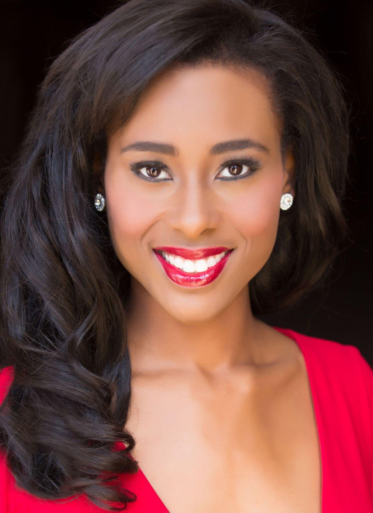 Miss West Virginia 2017 Tamia Hardy
