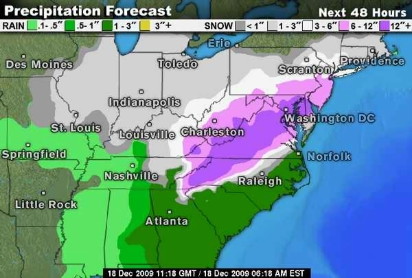 Weather com storm forecast map     pressofatlanticcity com