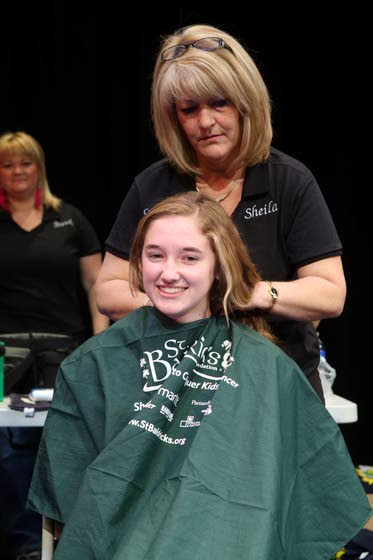 St Baldricks Head Shaving At LCMR Becoming Much More Of