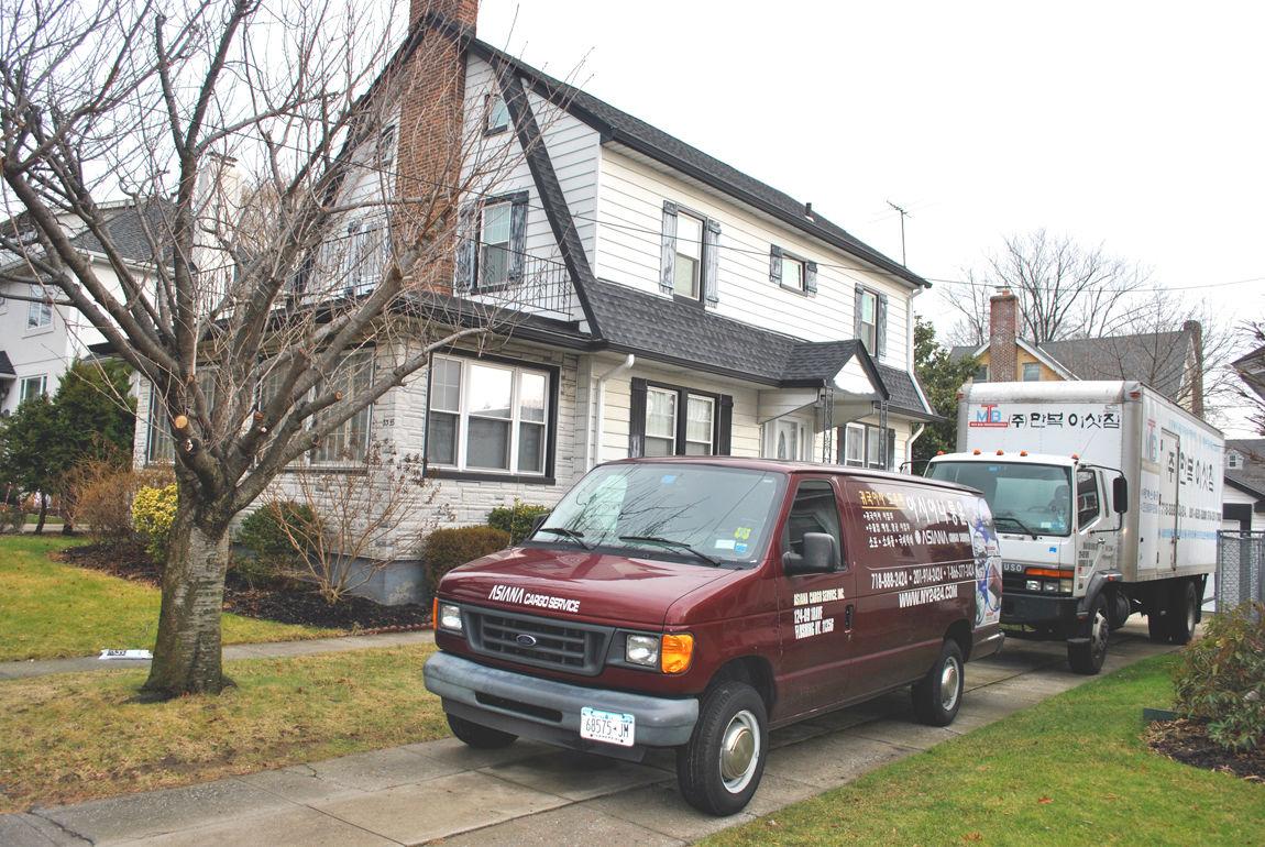 Biz trucks in quiet area irk neighbor 1