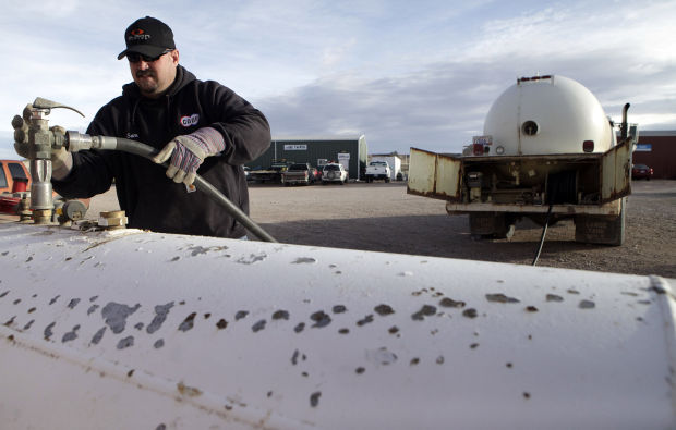 Propane prices more than double with winter cold | Local ...