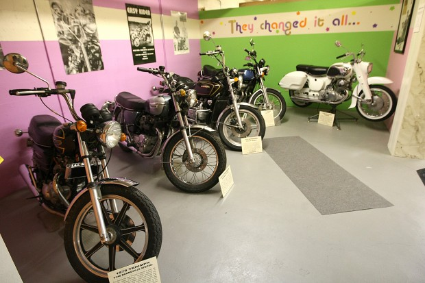 Sturgis Motorcycle Museum Inducts Hall