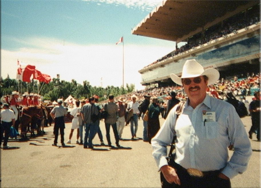 Longtime Broadcaster Rodeo Announcer To Retire Belle