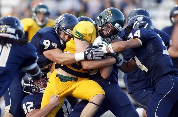 College Football School Of Mines Outlasts Black Hills