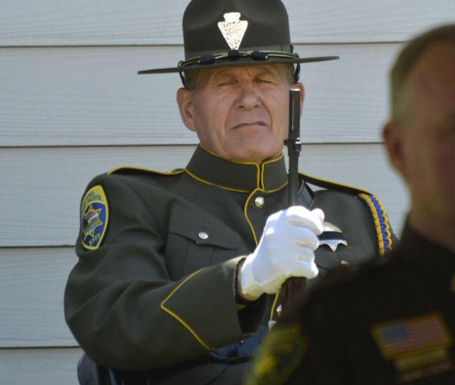 Memorial For Deputy Mason Moore