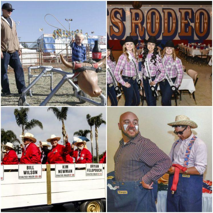 72nd annual Santa Maria Elks Rodeo coverage