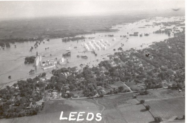 Photos Floyd River Flooding Siouxland History