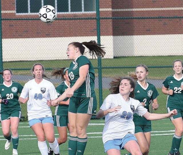 Green Dragons Fall To Mustangs In Girls Soccer Action