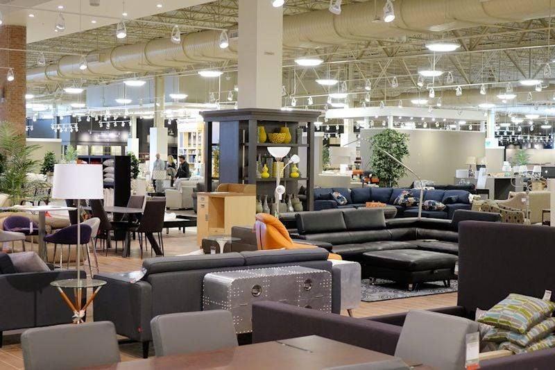 Nebraska Furniture Mart Gives Sneak Peek Into Showroom