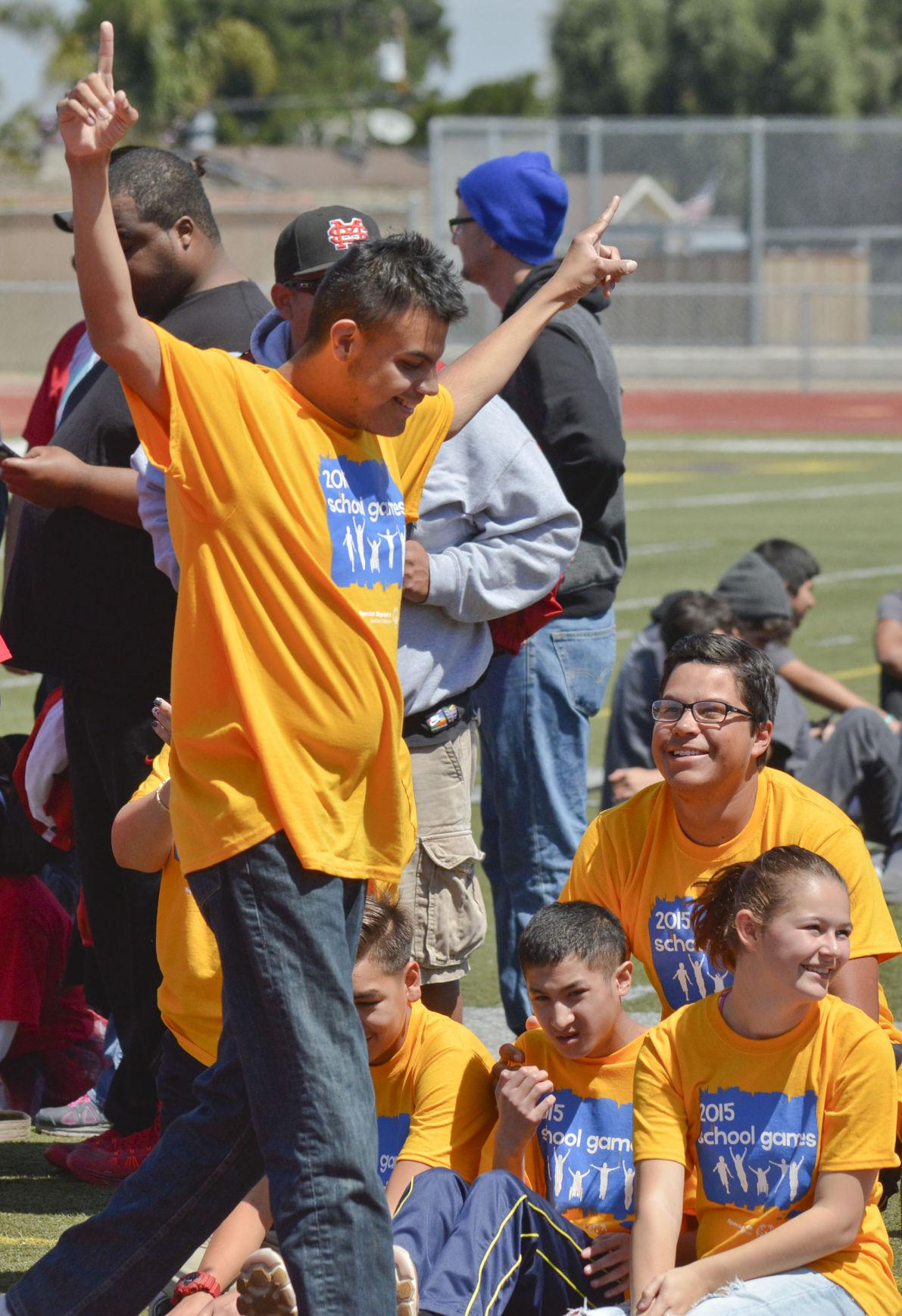 High School Special Olympics