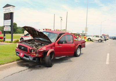 Two Vehicles Collide One Person Injured Local News