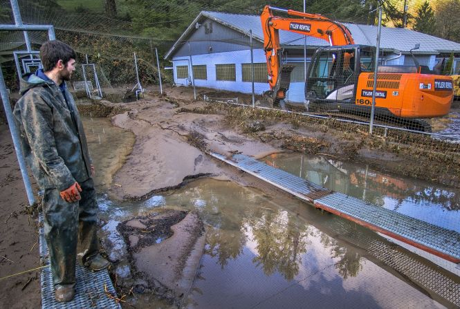 2007 Flooding Could Be To Blame For Disease At Crystal Springs Fish Hatchery