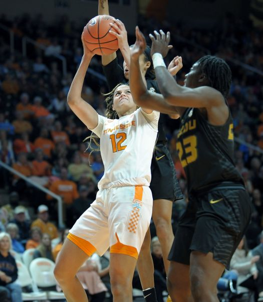 Lady Vols open SEC play with win over Missouri | Sports ...