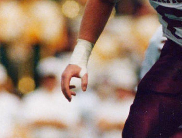 Former Texas A Amp M Center Chris Dausin Dies At 47 Texas A