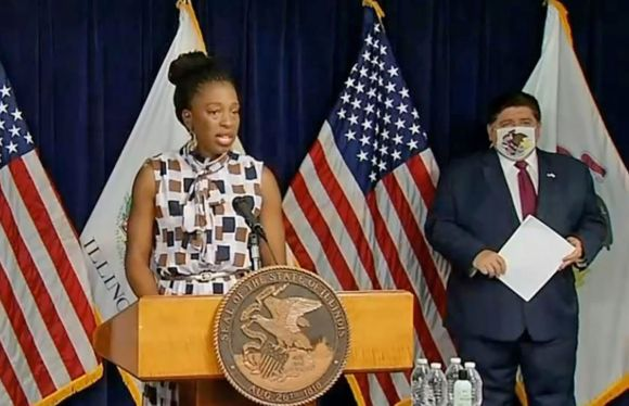 Pritzker announces grant funding for businesses, warns more ...