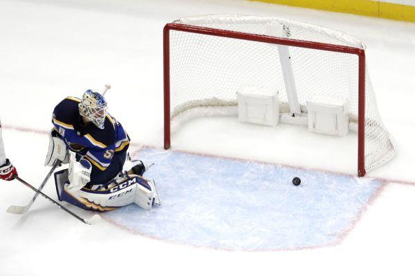 Vrana scores in OT to lift Capitals over Blues in season opener