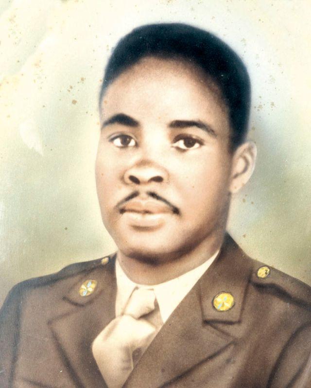 U.S. Army Sgt. Broadus J. Jamerson Jr.