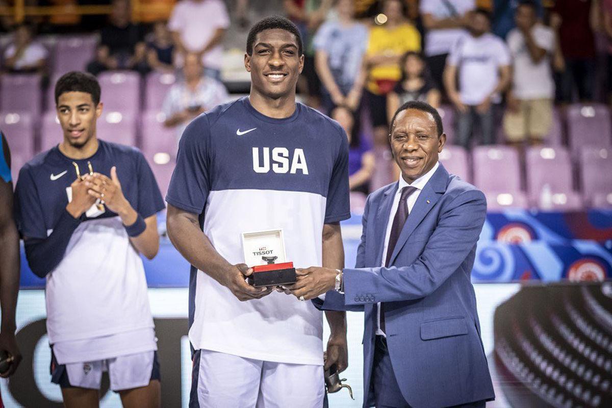 Perry named MVP as U.S. U19 team captures gold   Local Sports    timesenterprise.com