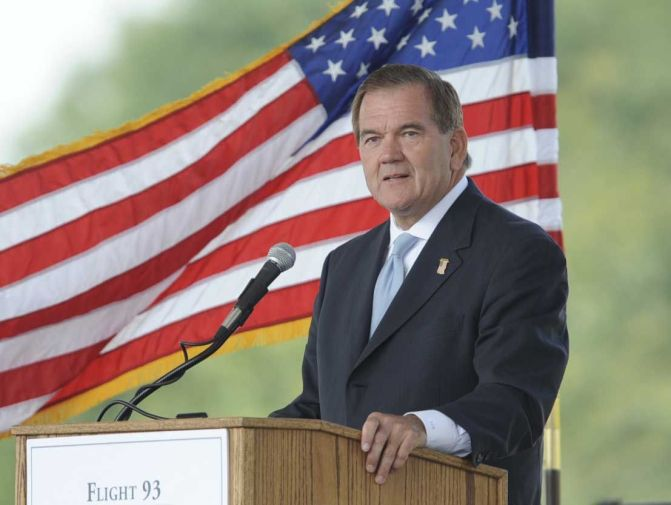 Image result for Gov. Tom Ridge