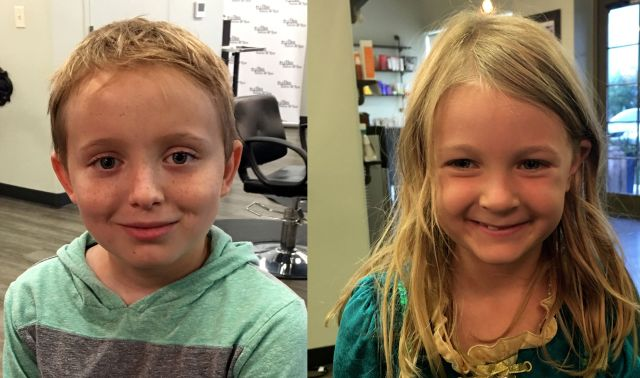 6 painless hairstyles for your kid's first day of school