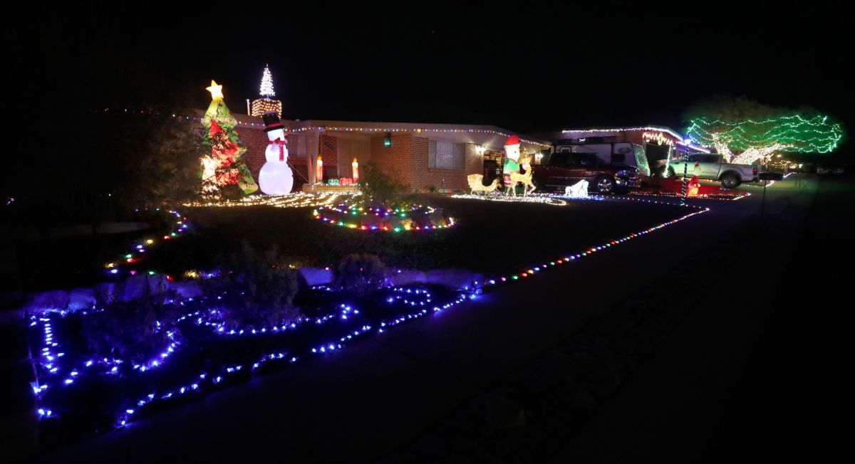 check out these christmas lights