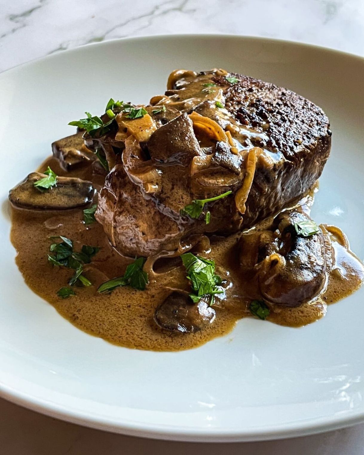 The Kitchn: Steak Diane is the classic steak dinner you'll fall in love with