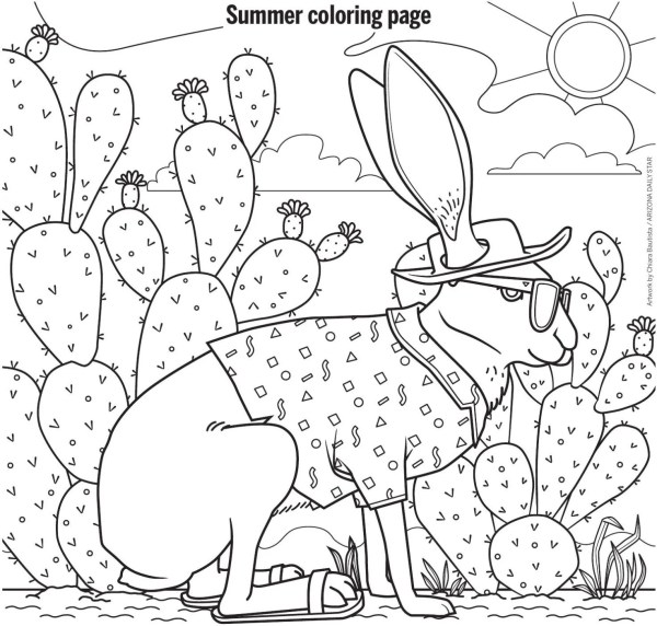 daily coloring pages # 28