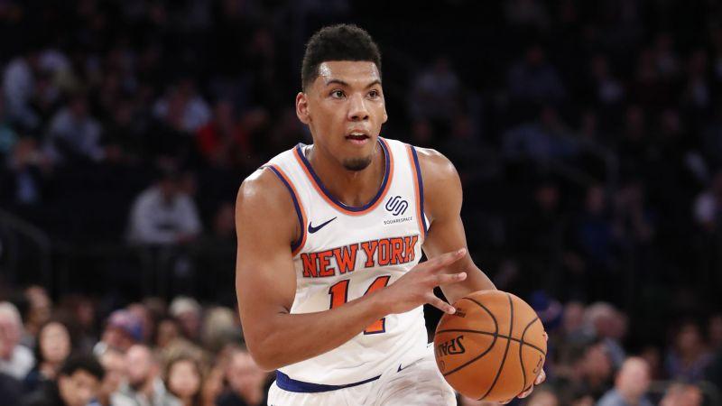 Ex-Wildcat Allonzo Trier to start for New York Knicks in season opener vs. Spurs