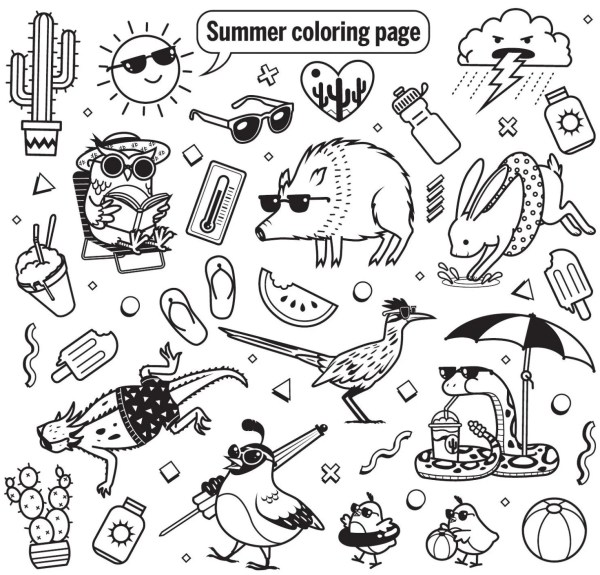 coloring pages to print # 9